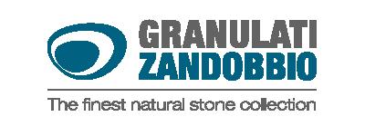 Granulati Zandobbio logo leader nel settore dell'architettura del paesaggio
